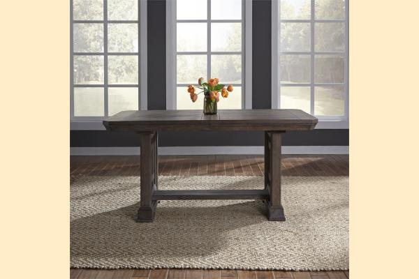 Liberty Artisan Prairie by Liberty Trestle Table