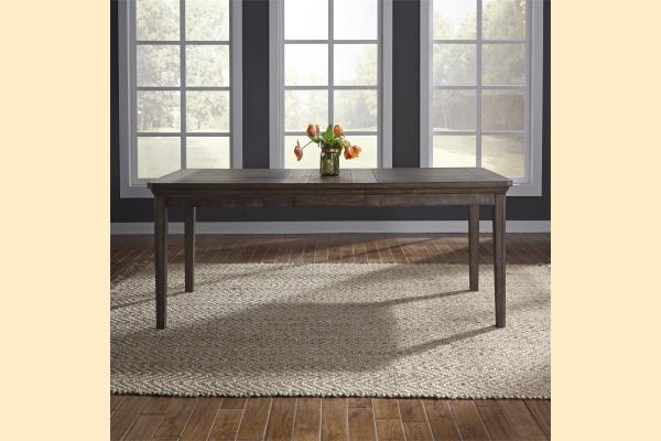 Liberty Artisan Prairie by Liberty Rectangular Leg Table