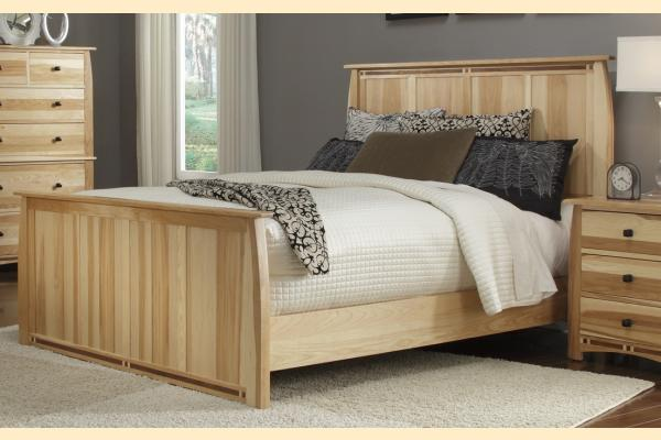 A-America Adamstown King Panel Bed