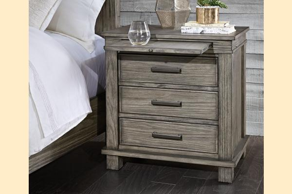 A-America Glacier Point Nightstand