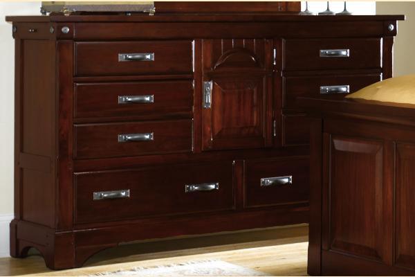 A-America Kalispell Dresser