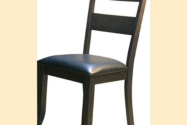 A-America Mariposa-Dark Ladder Back Side Chair