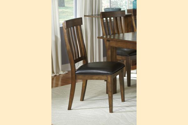 A-America Mariposa Slat Back Side Chair