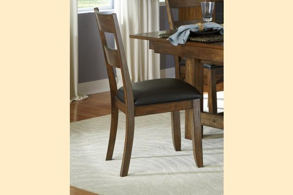A-America Mariposa Ladder Back Side Chair