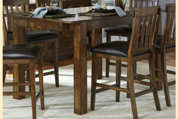A-America Mariposa Gathering Table w/ 2 18