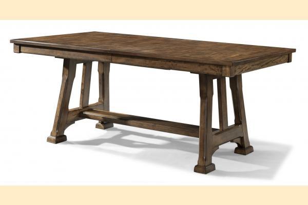 A-America Ozark Trestle Table w/ One 20
