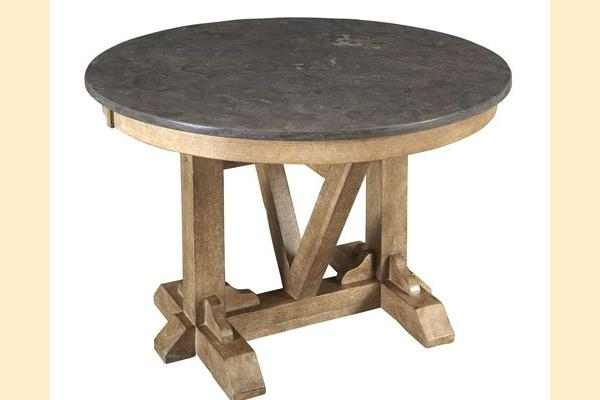 A-America West Valley-Dining Round Exposition Table