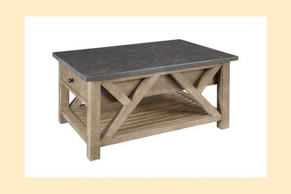 A-America West Valley Bluestone Rectangular Cocktail Table