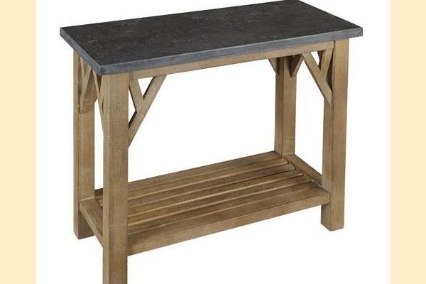 A-America West Valley Bluestone Sofa Table