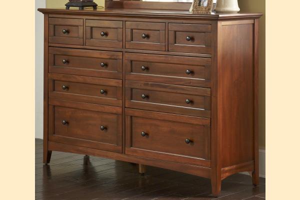 A-America Westlake-Cherry Brown Master Dresser