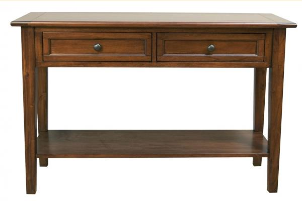 A-America Westlake-Cherry Brown Sofa Table