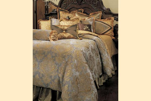 Aico Accessories Elizabeth Elizabeth Queen Comforter Set