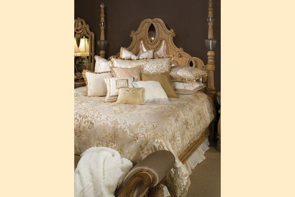 Aico Accessories Luxembourg Luxembourg Queen Comforter Set