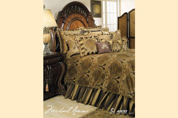 Aico Accessories Pontevedra Pontevedra King Comforter Set