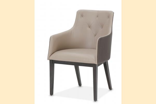 Aico 21 Cosmopolitan Tufted Arm Chair