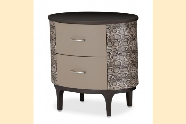 Aico 21 Cosmopolitan Oval Bachelor's Chest