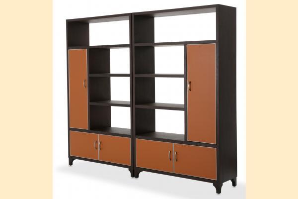Aico 21 Cosmopolitan Bookcase Cabinet