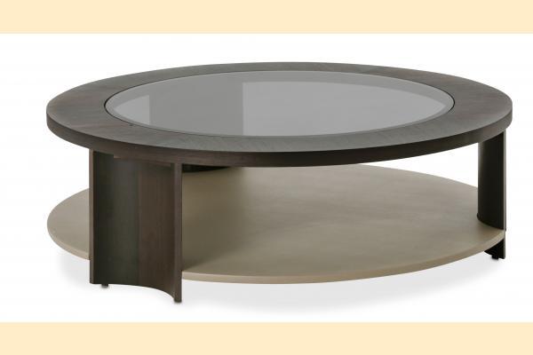 Aico 21 Cosmopolitan Round Cocktail Table