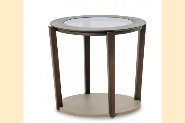 Aico 21 Cosmopolitan Round End Table