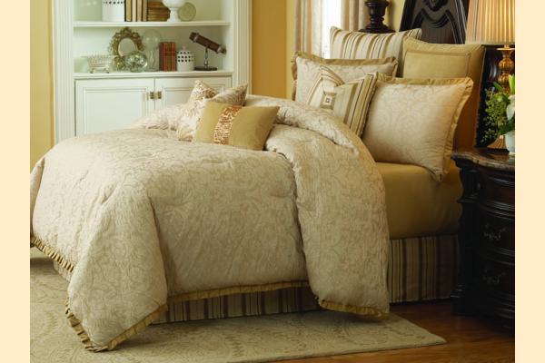 Aico Carlton CARLTON Queen Comforter Set