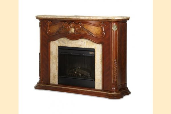 Aico Cortina Fireplace