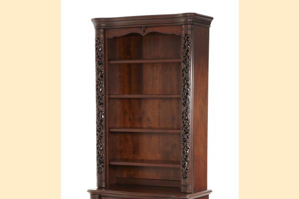 Aico Excelsior Bookcase Hutch