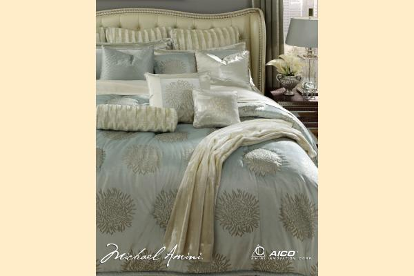Aico Harlington Harlington Queen Comforter Set