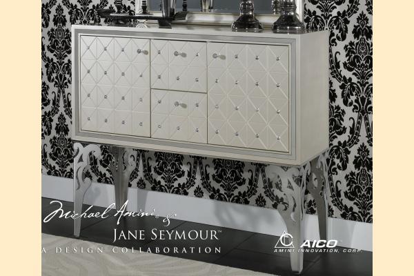 Aico Hollywood Swank Sideboard-Pearl