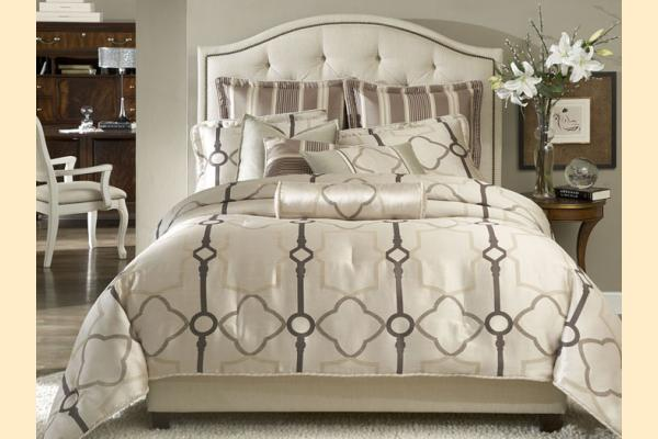 Aico Keystone Court Keystone Court Queen Comforter Set