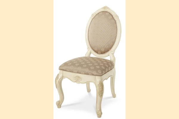 Aico Lavelle Blanc Side Chair