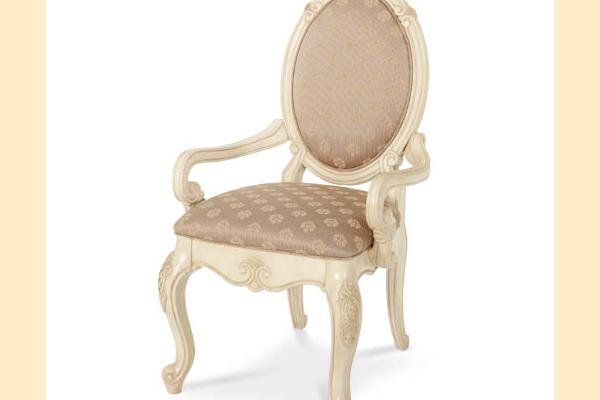 Aico Lavelle Blanc Arm Chair