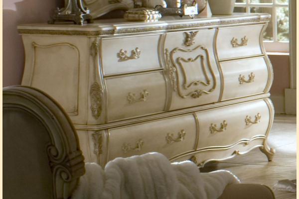 Aico Lavelle Blanc Dresser