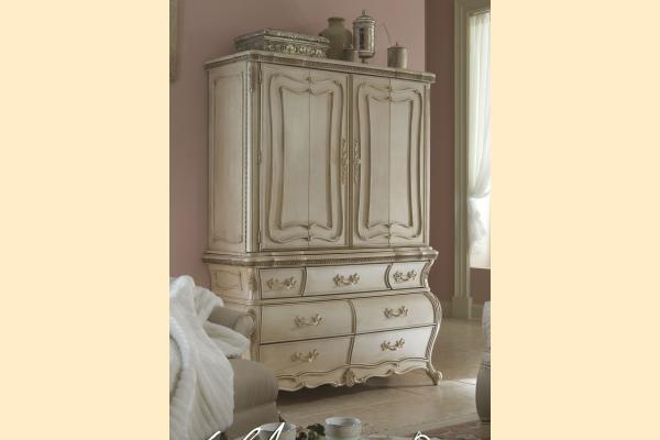 Aico Lavelle Blanc Door Chest