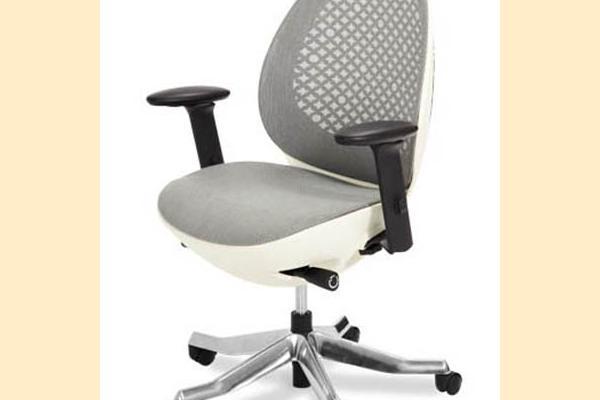 Aico Linq Office Chairs Snowy Mesh Office Chair