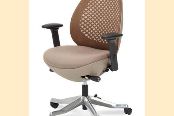 Aico Linq Office Chairs Mandarin Mesh Office Chair