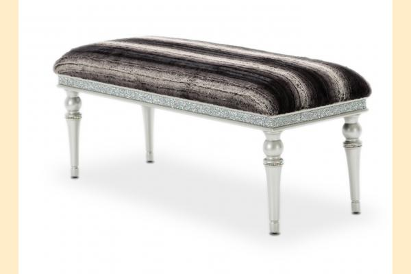 Aico Melrose Plaza Bed Bench