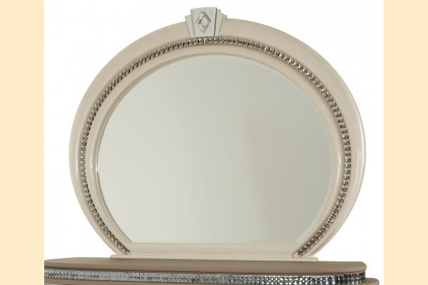 Aico Overture Bedroom Oval Dresser Mirror