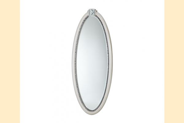Aico Overture Occasional Oval Wall Mirror