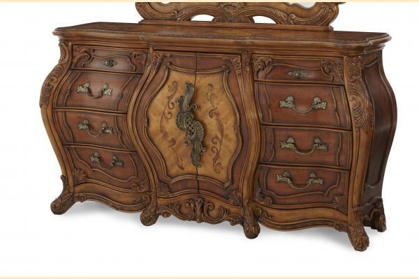 Aico Palias Royale Triple Dresser