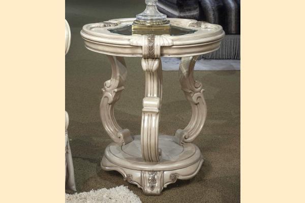 Aico Platine de Royale Chair Side Table