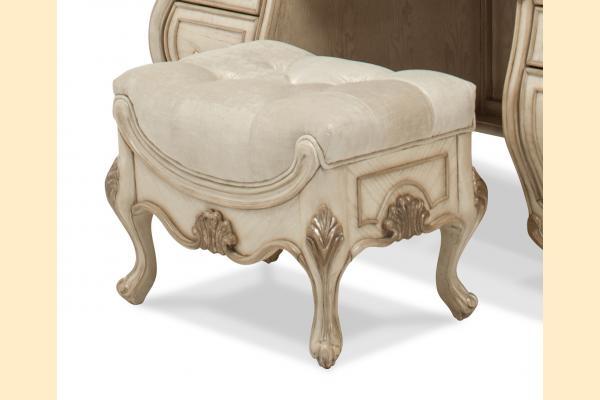 Aico Platine de Royale Vanity Bench