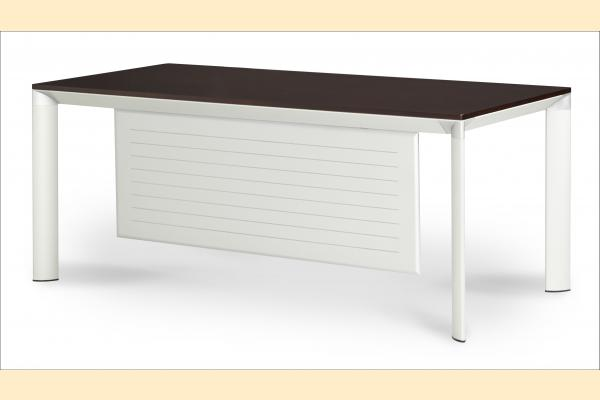 Aico Prevue Executive Desk w/ Modesty Panel