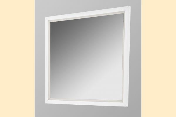 Aico Sky Tower Dresser Mirror-White Cloud