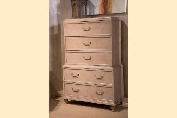 Aico Tangier Coast 5 Drawer Chest