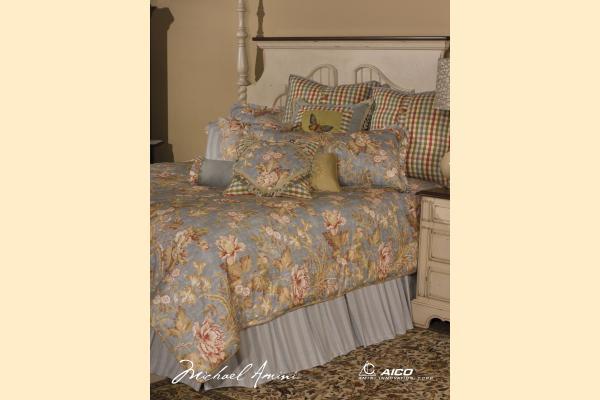 Aico Tricia TRICIA Queen Comforter Set