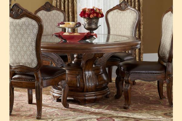 Aico Tuscano Melange Round Dining Table