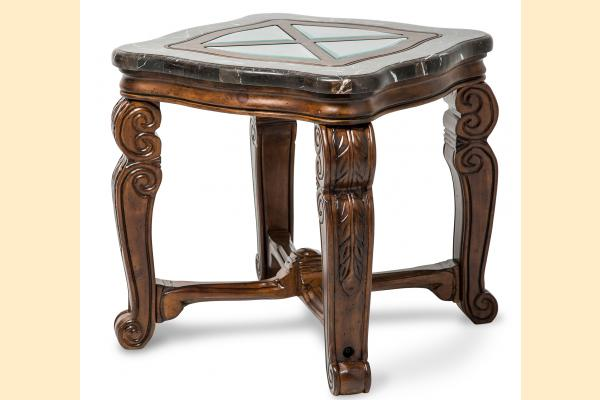 Aico Tuscano Melange End Table