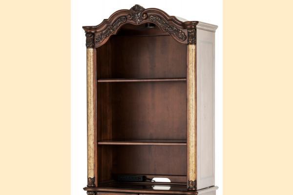 Aico Victoria Palace Bookcase Hutch Library Unit