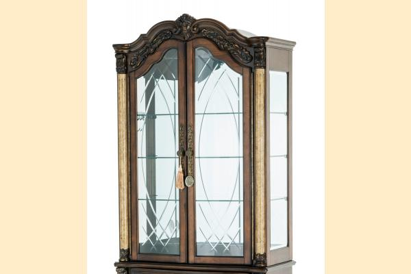 Aico Victoria Palace Display Cabinet w/Doors