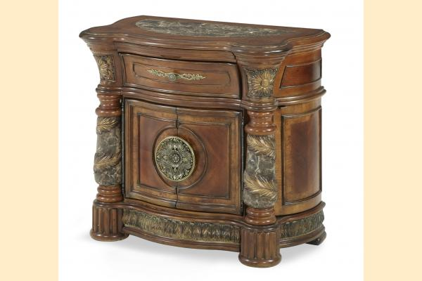 Aico Villa Valencia Bedside Chest Only